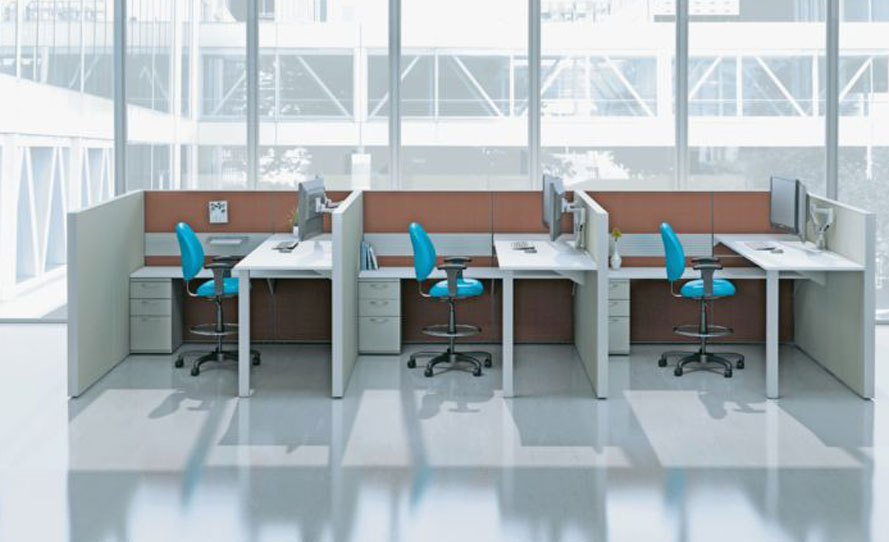 Sitting or Standing at Work? Whatever you want!