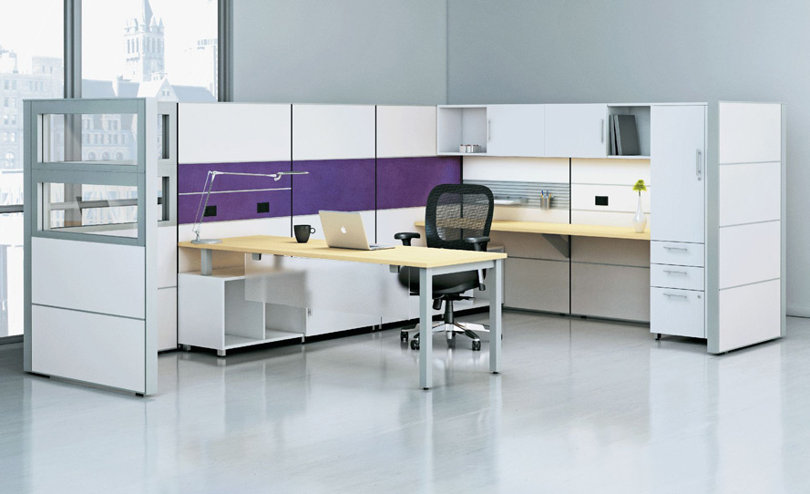 Create your perfect office workstation desk