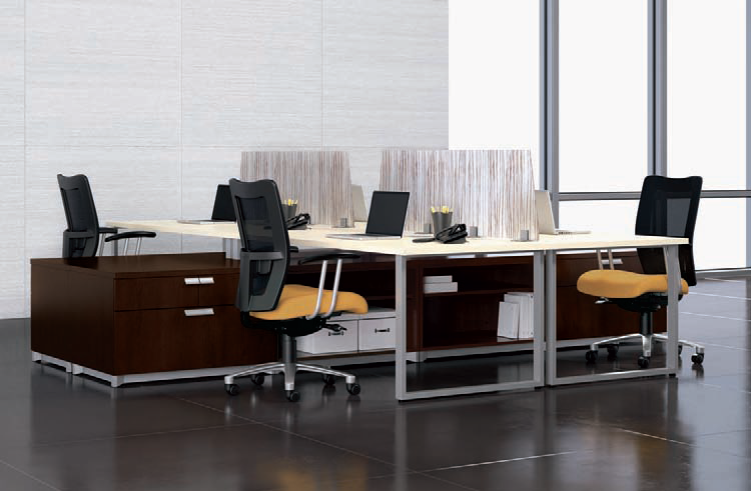 Clean, Modern Design Optimal for any Space.