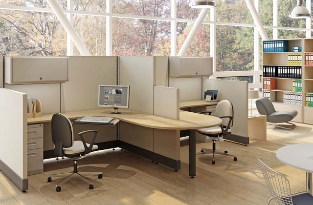 Our Newly Remanufactured Cubicles. MADE IN THE USA!