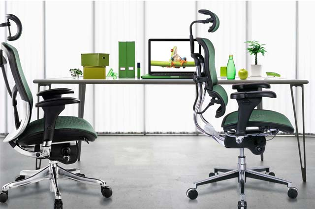 The Best Ergonomic Office Chair! Period! $619.00 