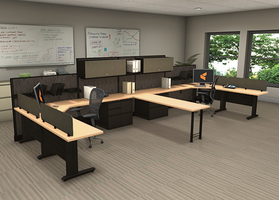 Office Furniture Workstations #U1