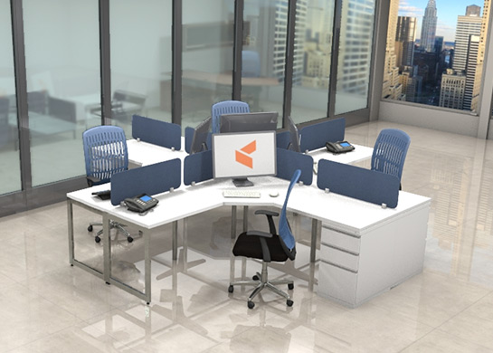 Office Furniture Workstations #X2