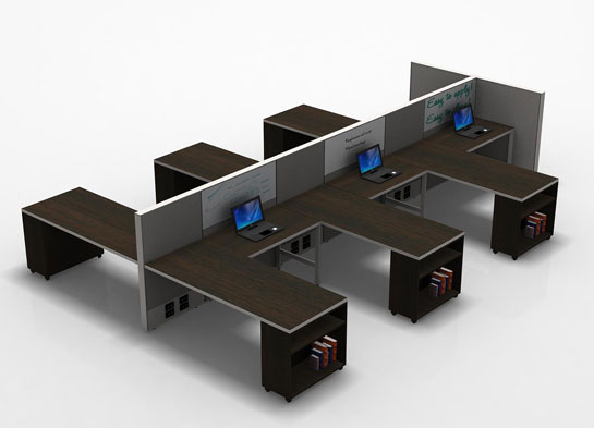 Office Furniture Workstations #MSD