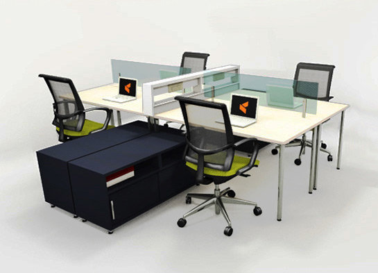 Office Workstations Mayline e5 #12
