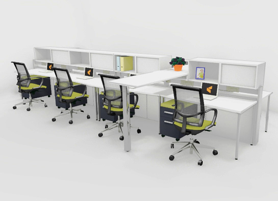 Office Workstations Mayline e5 #27
