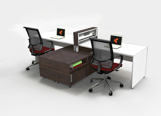 Office Workstations Mayline e5 #17