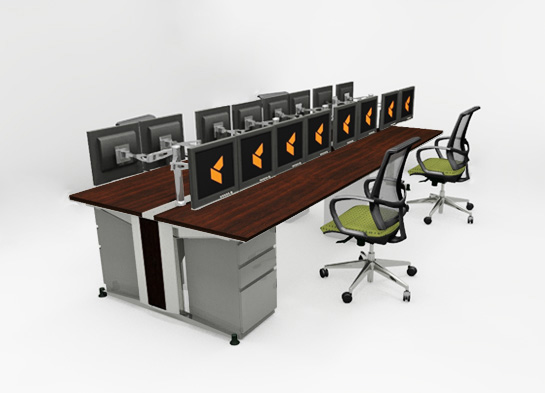 Office Workstations Mayline TransAction #2