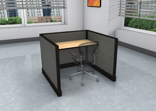 Call Center Cubicles: 4x4
