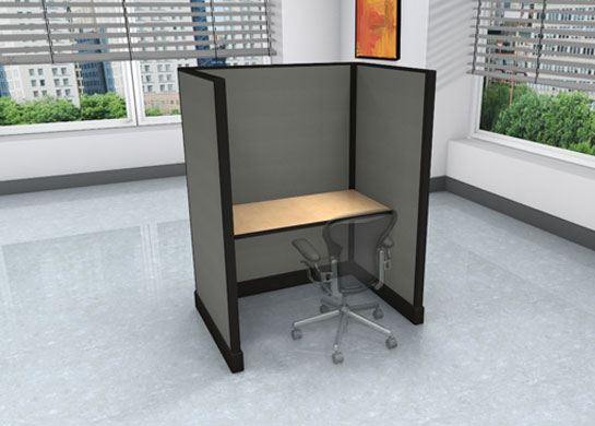 Call Center Cubicles: 3x4