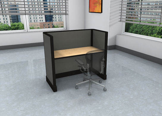 Call Center Cubicles: 2x4