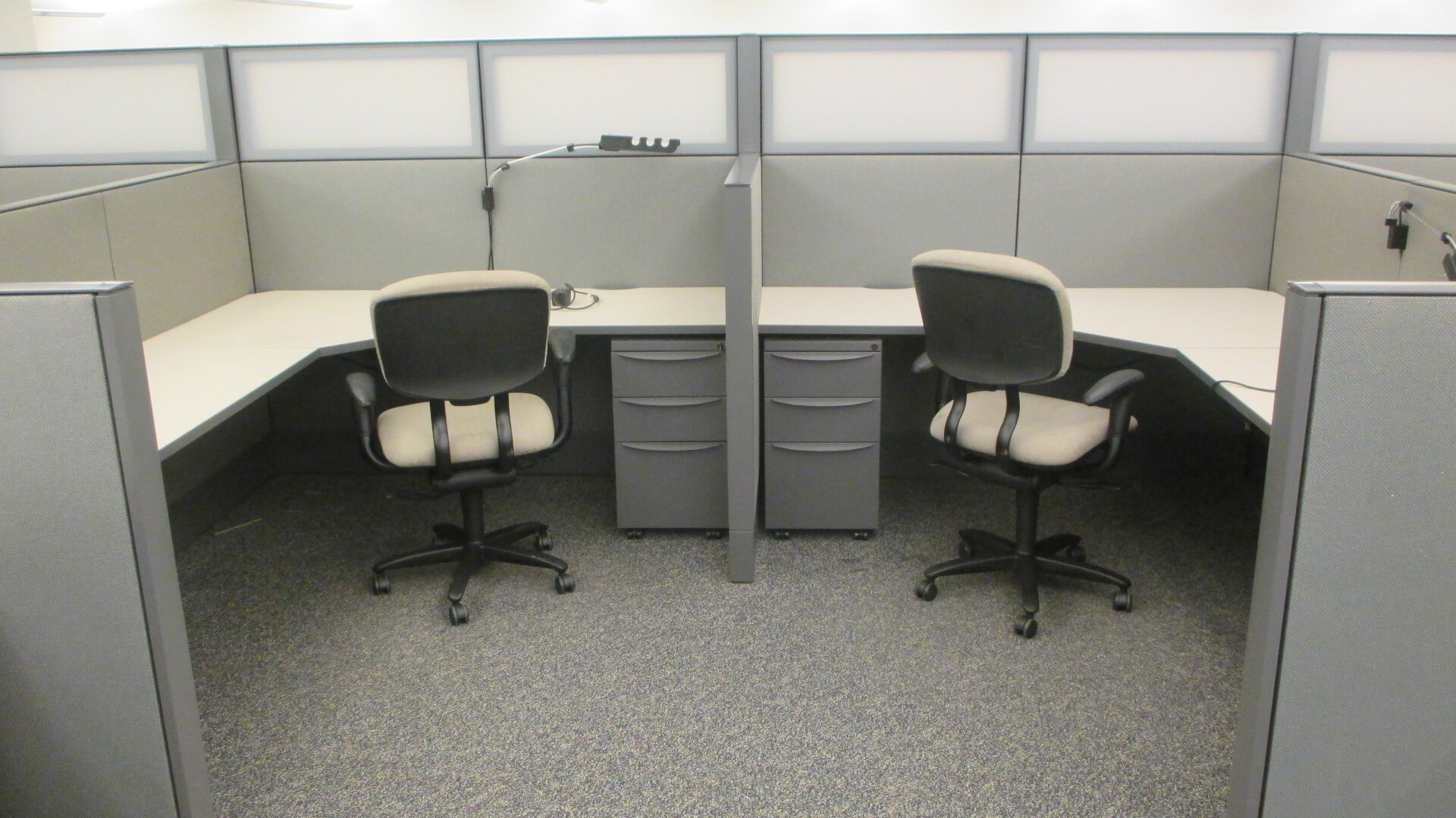 Used Cubicles #071516-2