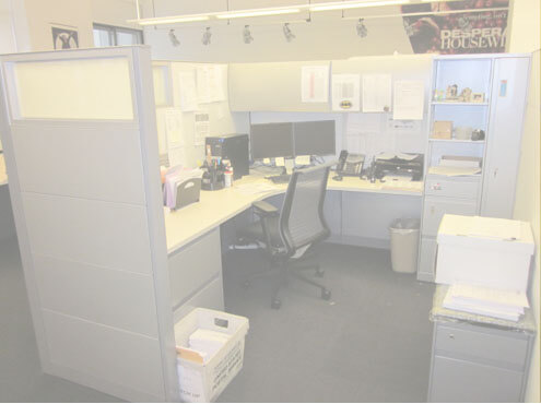 Used Cubicles #042716-10