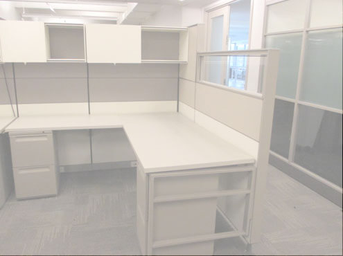 Used Cubicles #042716-2