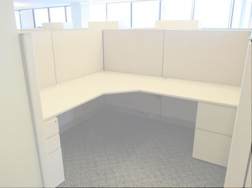 Used Cubicles #022515