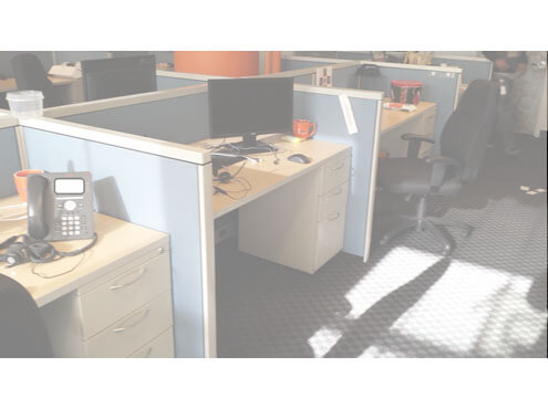 Used Cubicles #042315