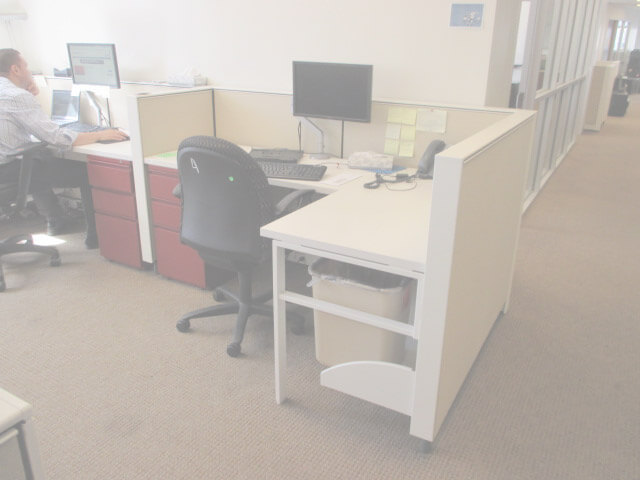 Used Cubicles #042716-6
