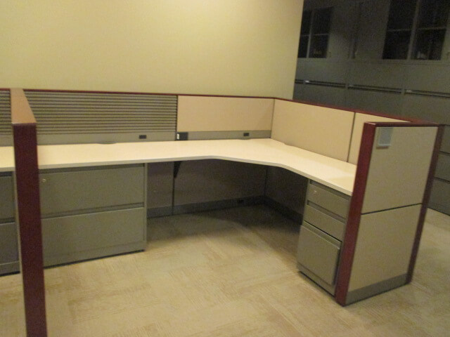 Used Cubicles #050817-CNK2
