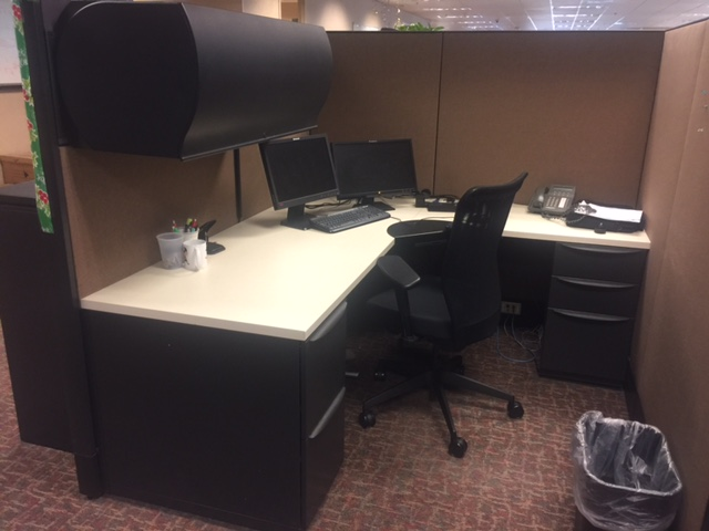 Used Cubicles #052317-PL1
