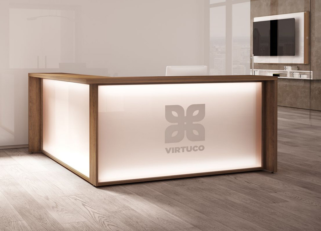 Reception Furniture - #MB-TYP-C