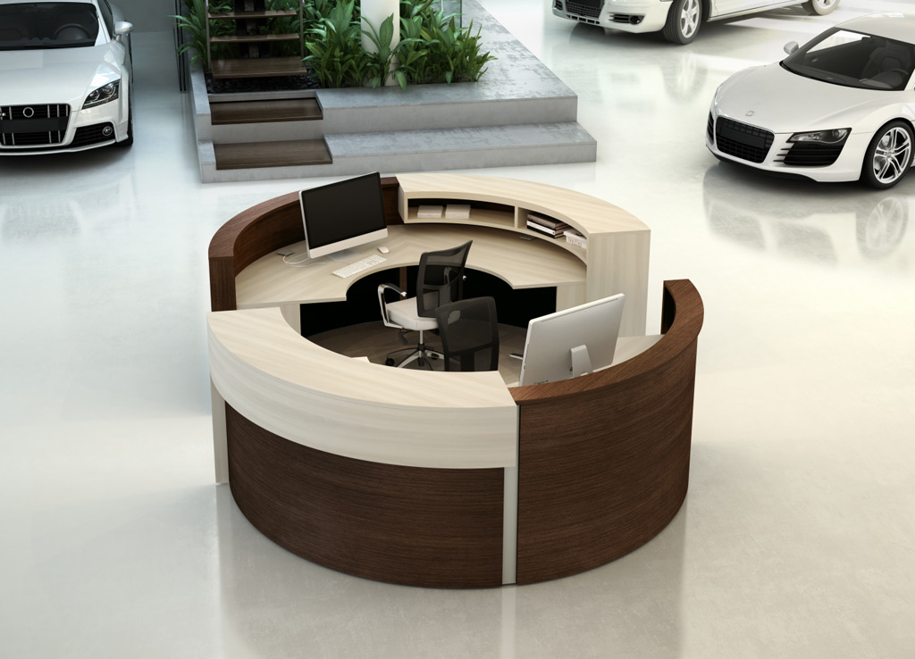 Reception Furniture - #SP-TYP A