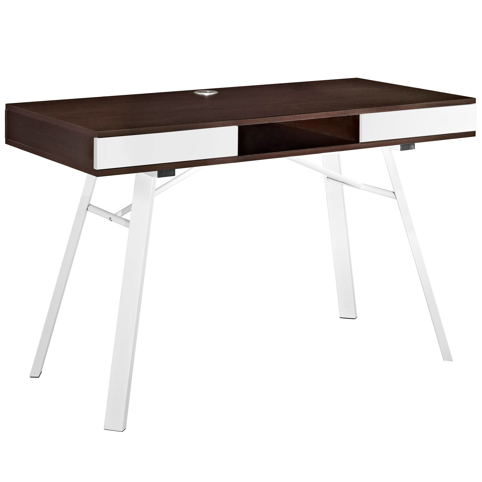 Computer Desk For Small Spaces, #EEI-1322