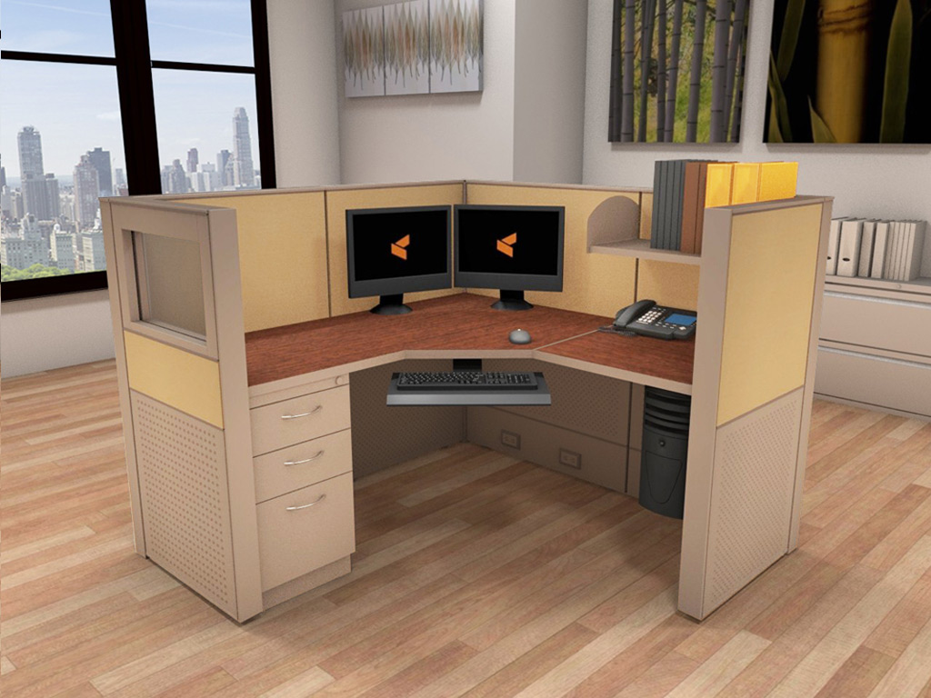 Cubicle Systems - #5x5x50