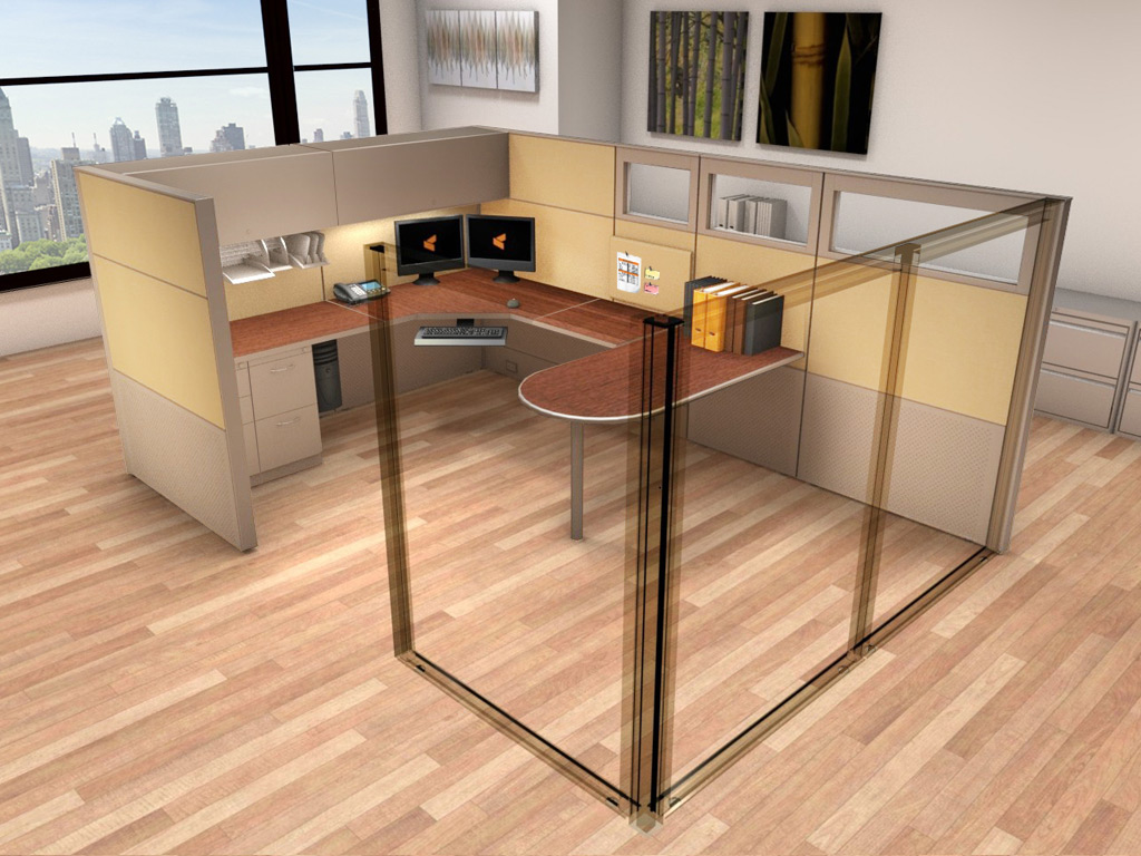 Cubicle Systems - #8x12x66