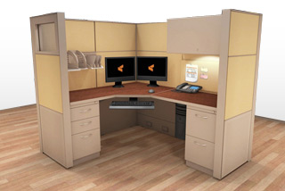 Cubicle Systems - #5x6x66