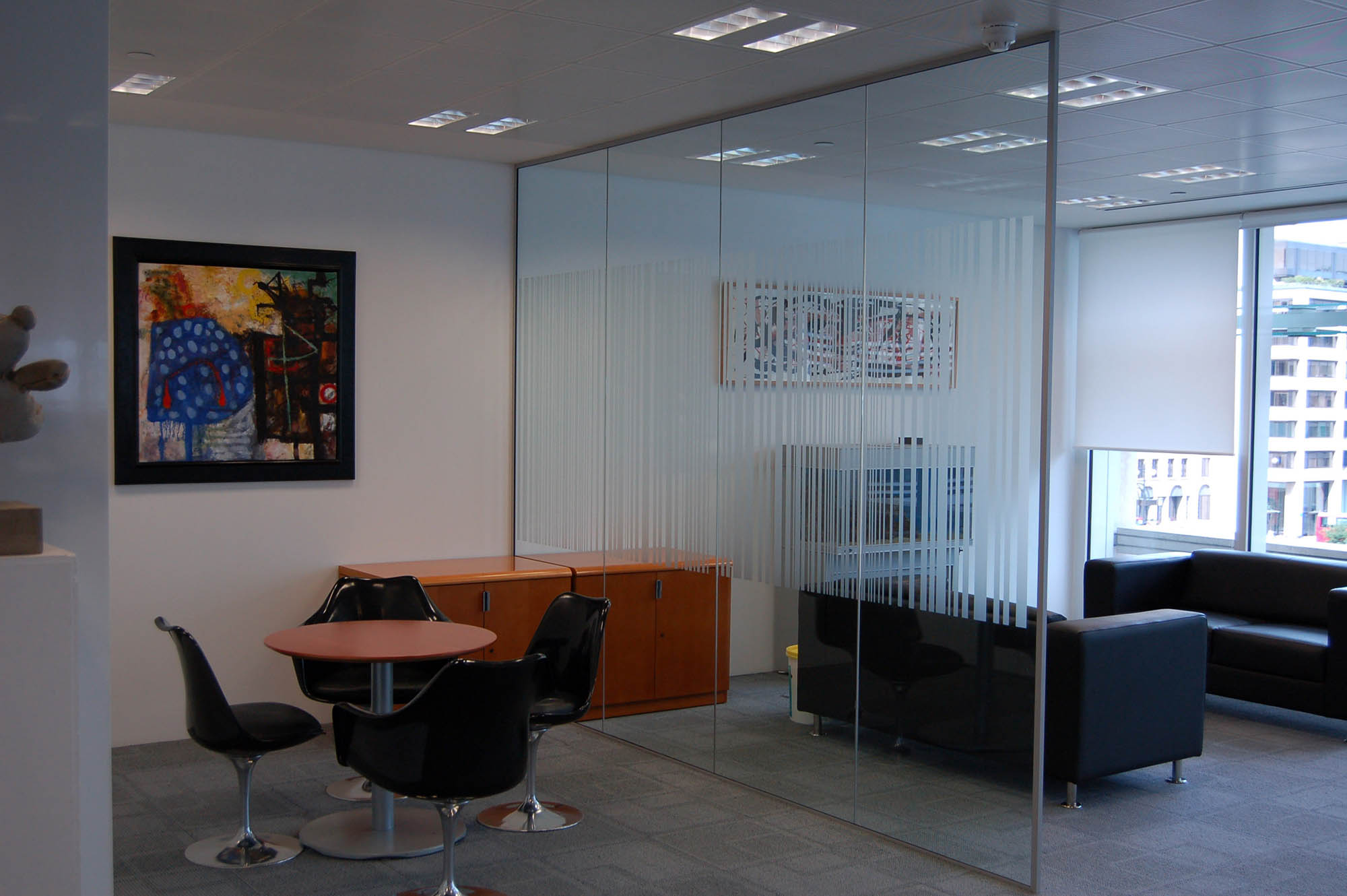 Glass Partition Walls #AS-WALL-2