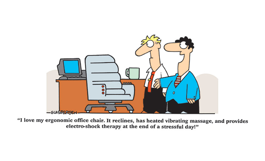 Office Chairs: Healthy Office Chairs