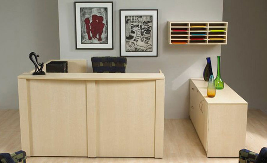 Reception Furniture By Cubicles Com