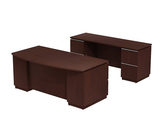 Bush Business Furniture Milano By