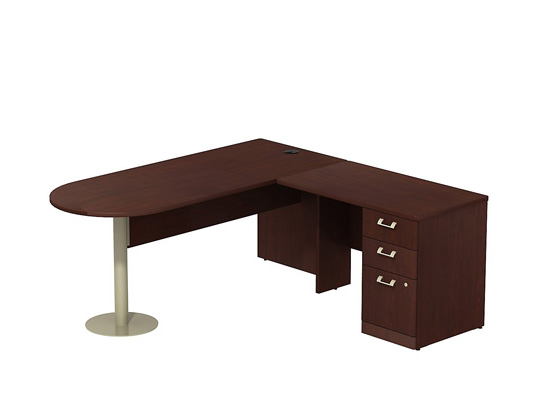 Bush Business Furniture Quantum By   Bush Desk Assembly Instructions .