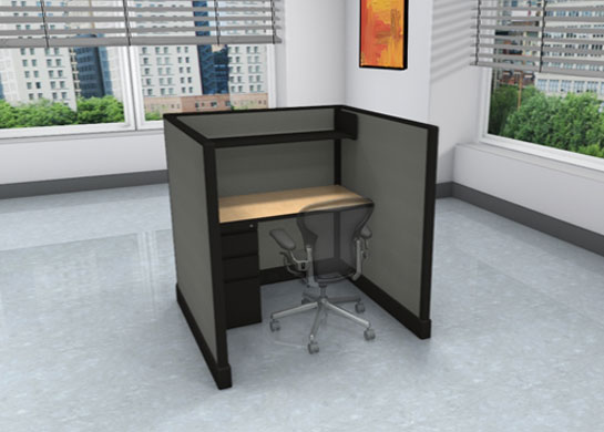 Call Center Cubicles For Sale 4 X 4 X 53 Quot High