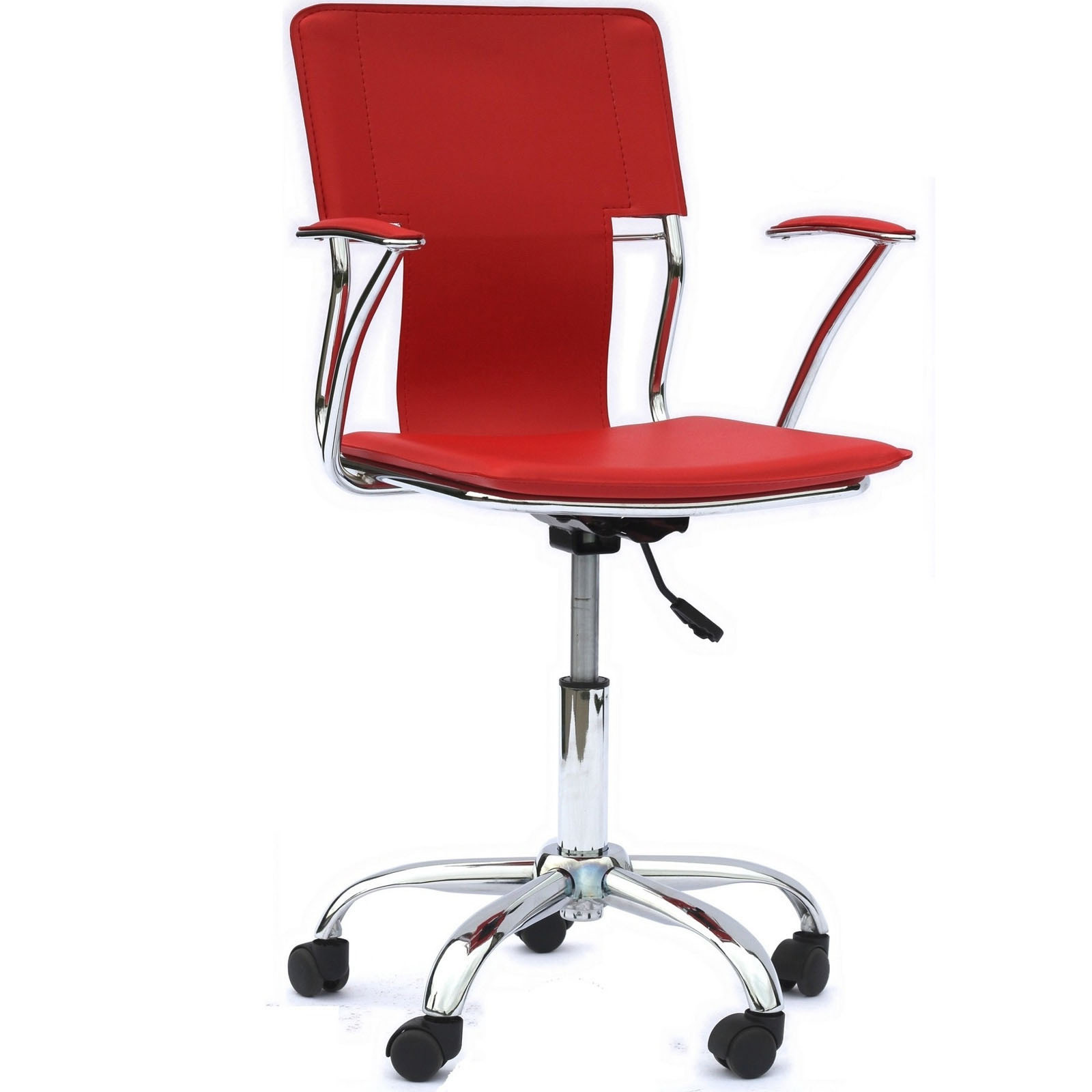 office chairs red