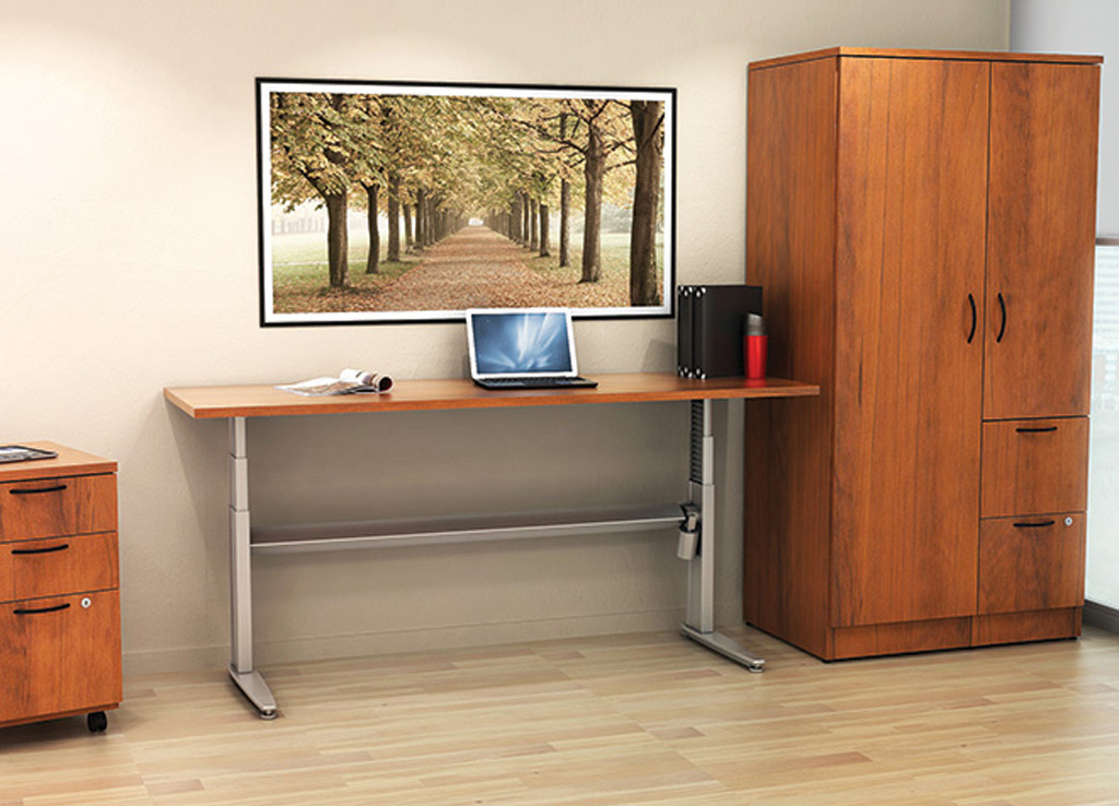 Counter Height Desk Custom Office Furniture Desks Desk