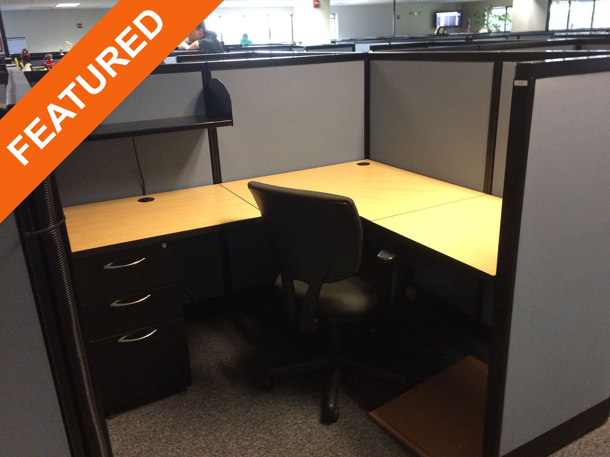 Ais Mwall 5 5 X 5 Used Office Cubicles Used Cubicles