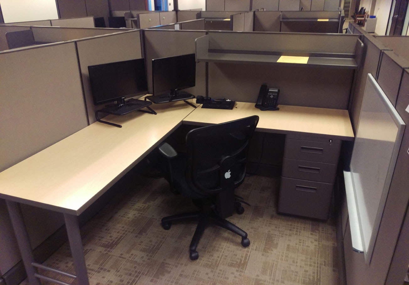 Herman Miller Workstations 6x6 Used Office Cubicles Used Cubicles