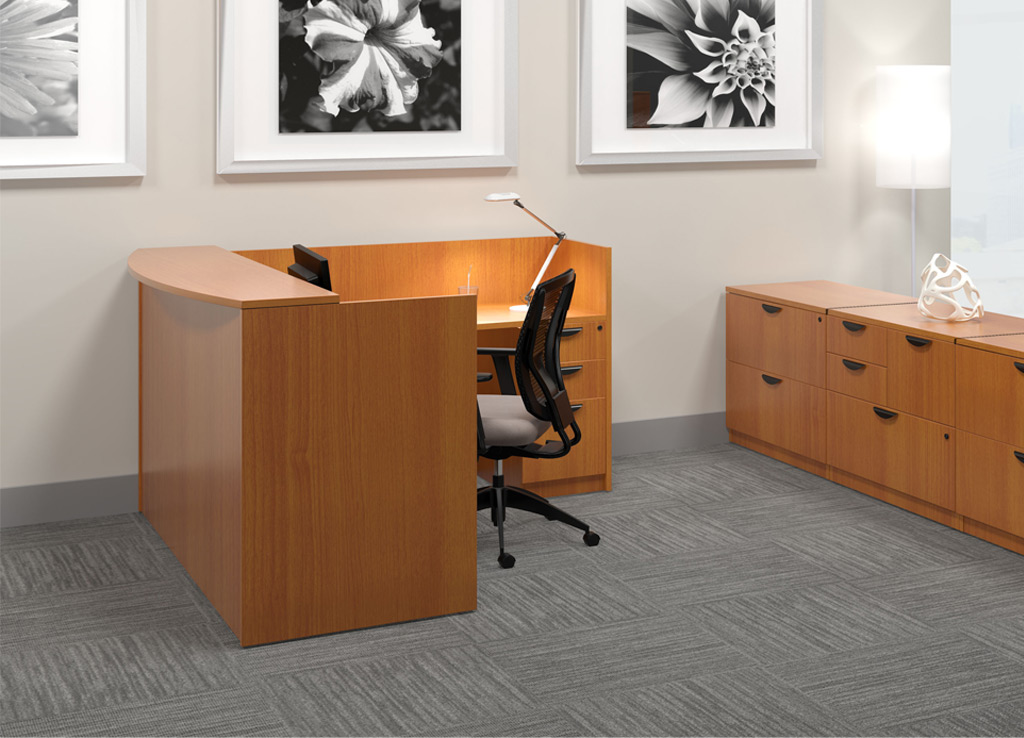 Cheap Reception Desk Affordable Lobby Furniture