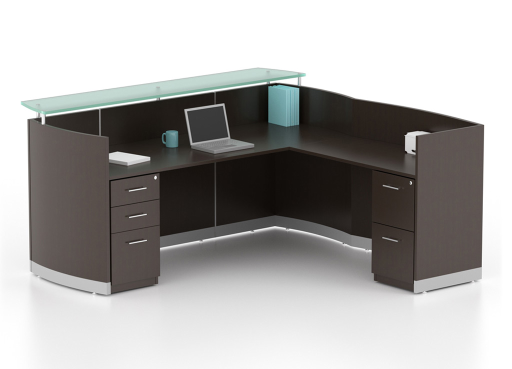 Contemporary Reception Desk Modern Reception Desk