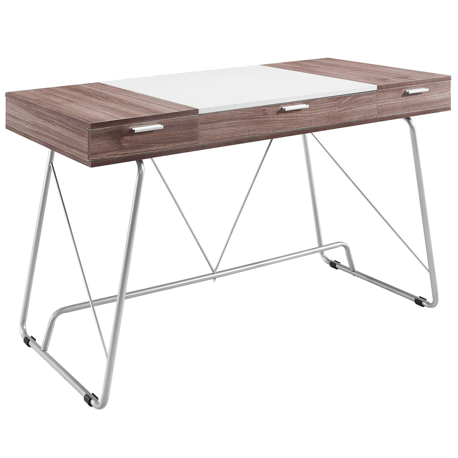 Cool office furniture space saving desk computer desk for Cool desks for small spaces