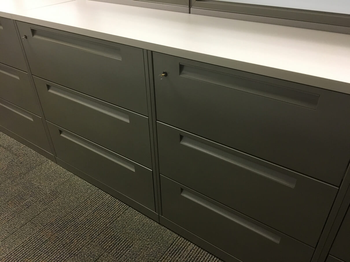 Steelcase 200 Used File Cabinets Used Office Furniture