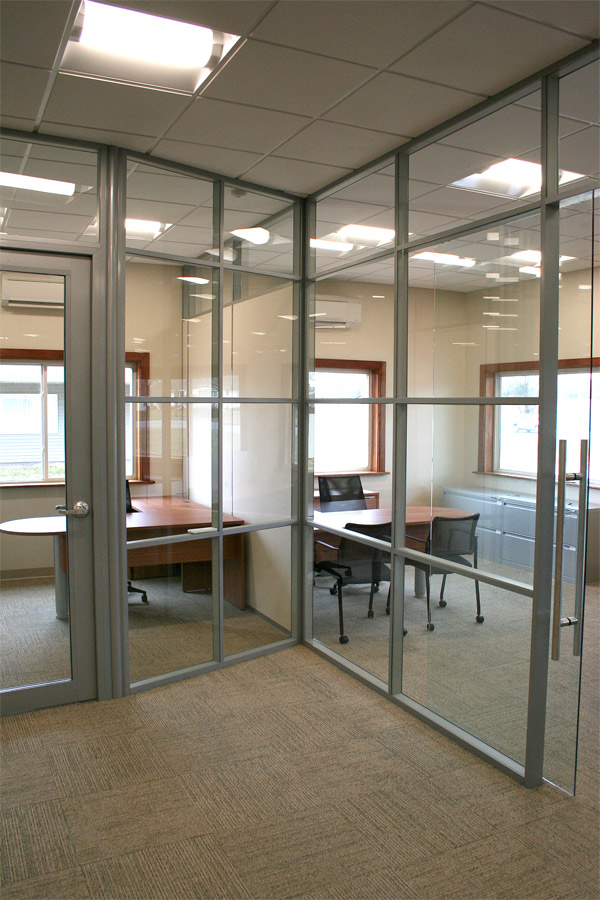 Glass Partitions For Office Glass Room Dividers Glass