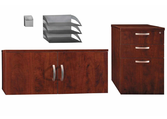 Office cubicals Storage Kit