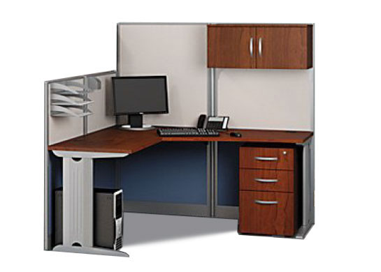 Office cubicals L-Cubical