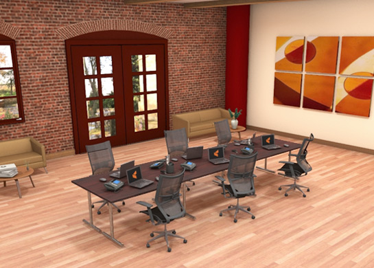 Office Furniture Workstations #I3