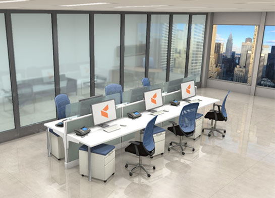Office Furniture Workstations #I1