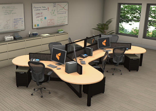 scape g c leap office furniture workstations desks