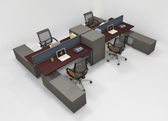 featherlite workstations office furniture modular products